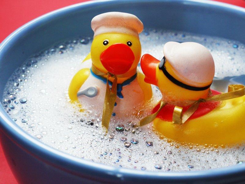 Artykuły i akcesoria do kąpieli dla dziecka