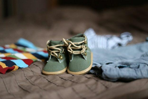 buty dla małego dziecka