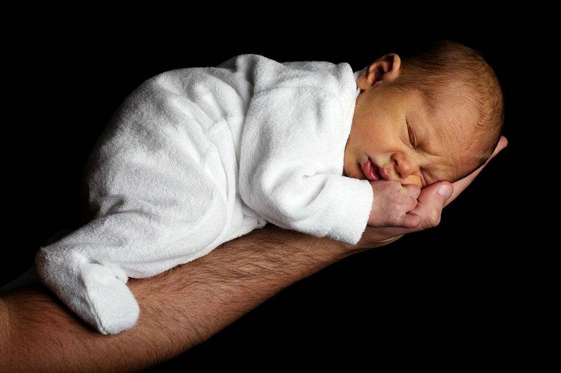 pajac dla niemowlęcia