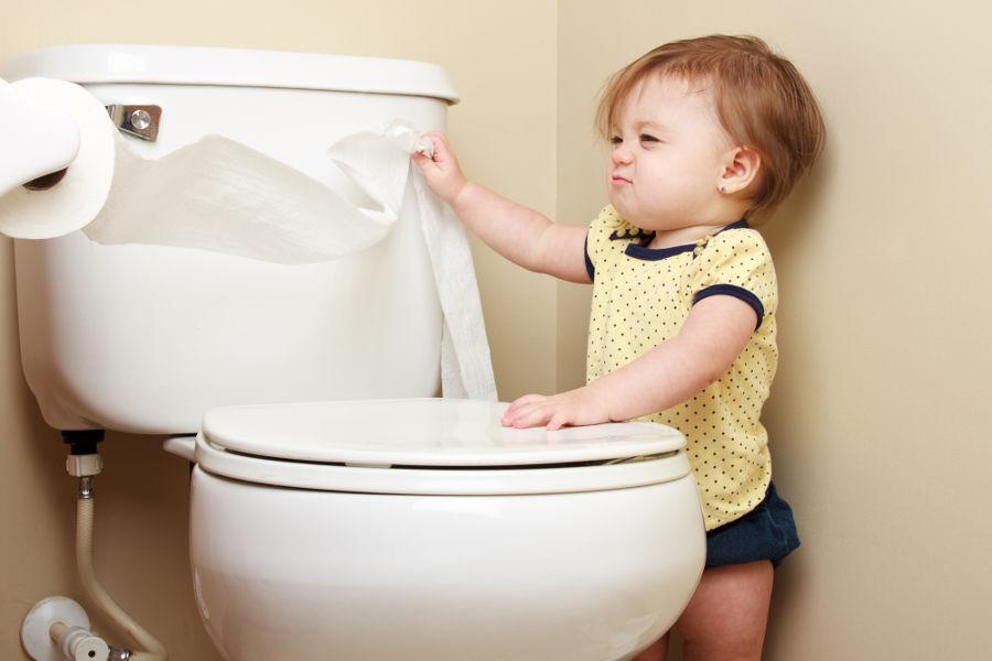 Niebezpieczna biegunka u najmłodszych