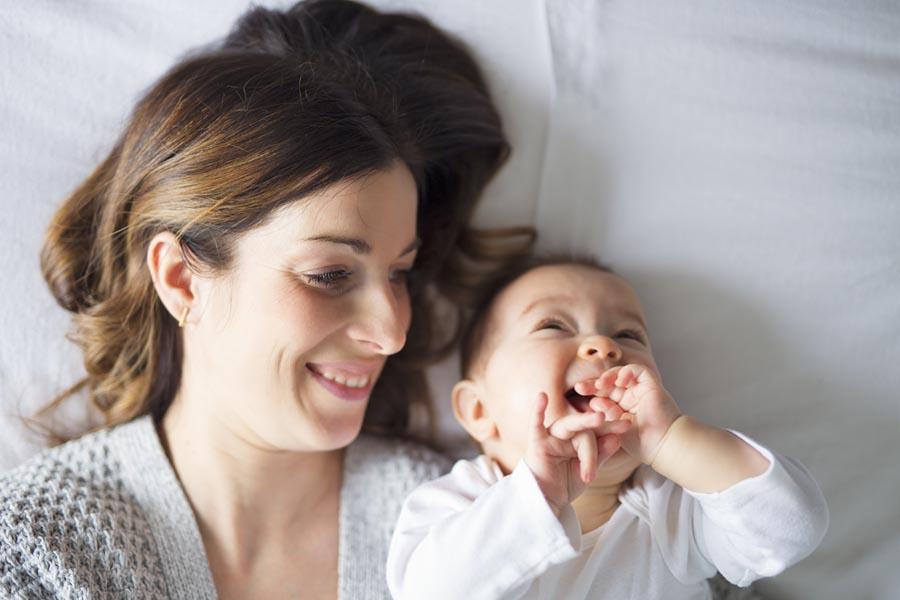 Krótki urlop od macierzyństwa