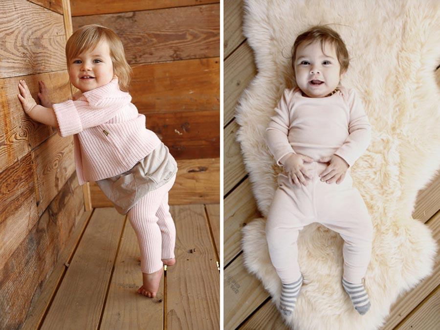 5 pomysłów na termoaktywne ubranka dla dzieci z wełny merynosów