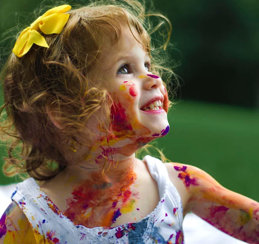 Rozwój zmysłów dziecka w pierwszych latach życia