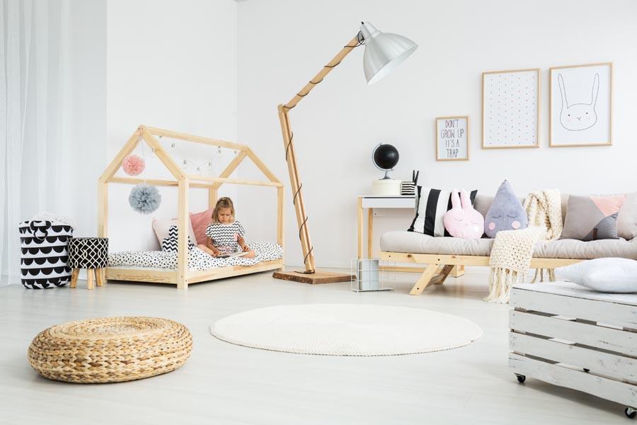 Jak urządzić dziecku strefę do nauki i zabawy?