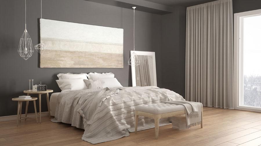 Sypialnia jak z bajki. Pomysły na aranżację
